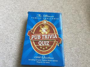 pub trivia game for sale