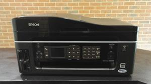 All in One Epson Printer (SX600FW) 3 MONTHS OLD With little use Excellent Condition