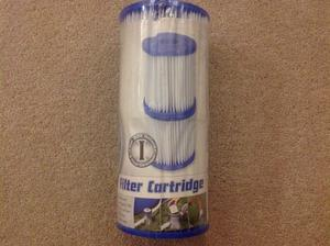 Bestway Filter Cartridge size 1 pack of 2 new