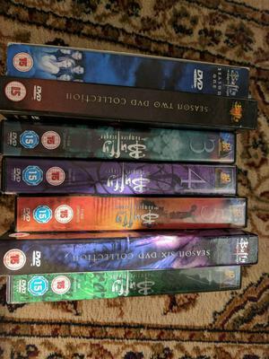 Buffy the Vampire Slayer box set
