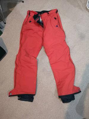 Burton mens snowboarding trouser size L