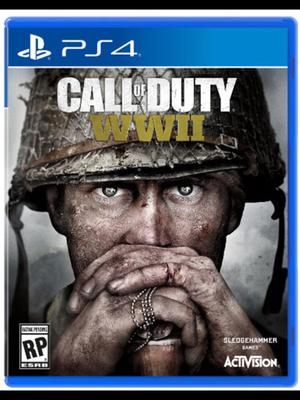 CALL OF DUTY: WWII PS4 £10