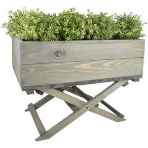 Esschert Design Planter with Folding Stand NG77