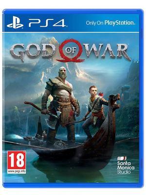 GOD OF WAR PS4 £20