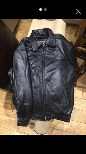 Leather jacket £10