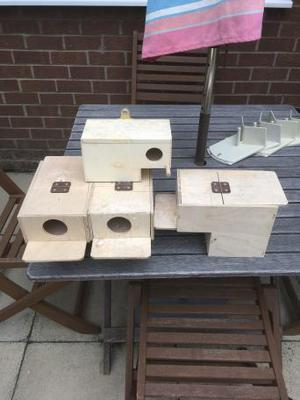 Nest boxes for sale