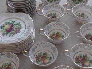 Newton China tea set