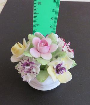 Royal Doulton fine bone china flower posy