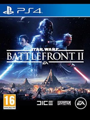 STAR WARS: BATTLEFRONT II PS4 £15