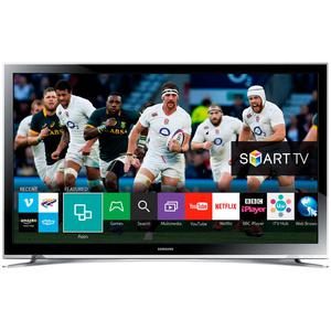 "Samsung UE22H Series LED HD p Smart TV, 22"" with"