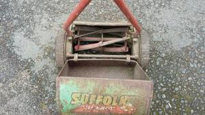 Suffolk push mower