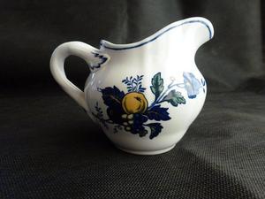 Vintage Spode Milk Jug- Blue Bird Pattern
