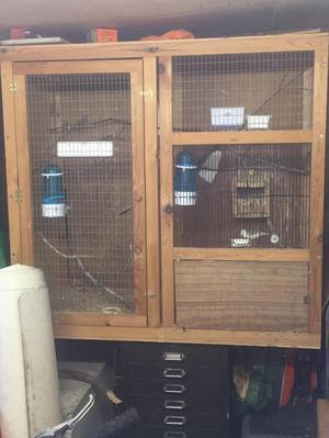 X2 bird cage for sale