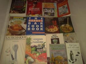 14 Cook Chef books Job lot collection only