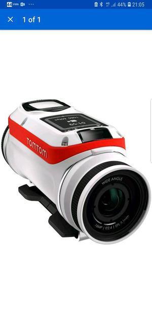 Brand new Tomtom bandit action camera long battery