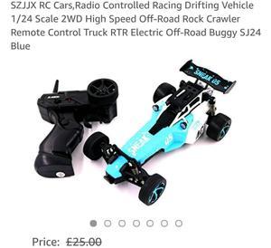 Brand new boxed Remote Control Car