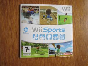 Nintendo Wii Game. Wii Sports.