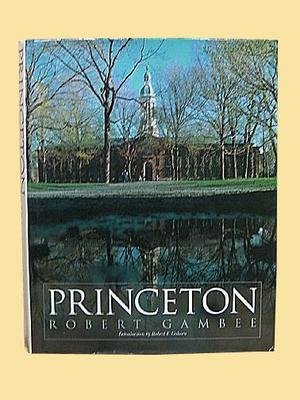 PRINCETON BOOK - SIGNED BY AUTHOR