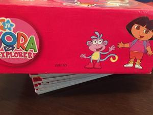 The complete Dora the Explorer collection-20 books