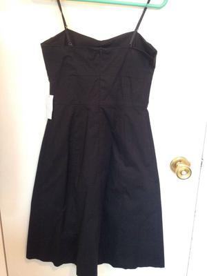 (Brand New)Ladies Beautiful Black Dress By JACOB Size 3/4 Canada 6/8 Uk