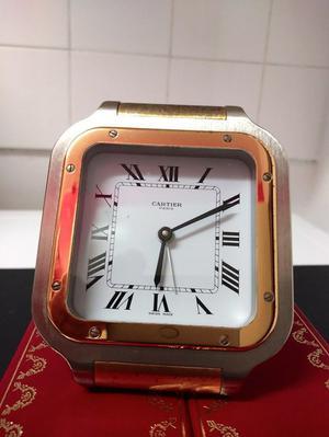 Cartier Alarm Clock in Original Box