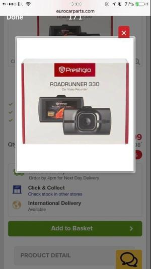 Car Dashcam With Front Amp Rear Function Posot Class