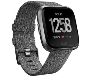 Fitbit versa special edition charcoal for swap