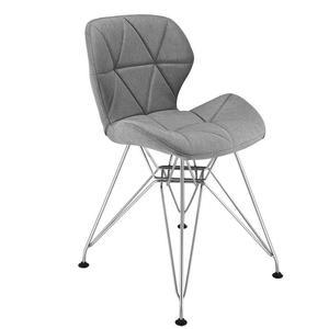 Grey Eiffel Chair - Brand new!