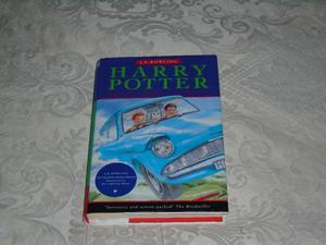 Harry Potter 1st Edition 2nd Print Chamber of Secrets Hardback Ted Smart