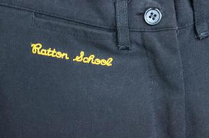 Ratton School Girls trousers