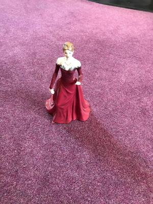 Royal Worcester figurine of the year: 'Lucy' I have eight ladies, I will sell all eight for 250