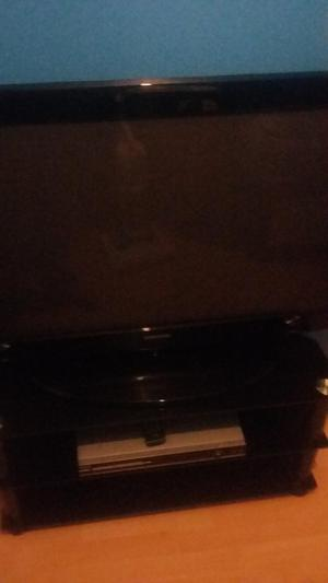 Samsung 42 inch TV with tv stand