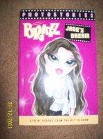 Bratz Movie Starz Jade's Dream Photo Book