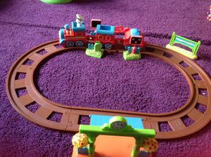 Happy Land ELC train