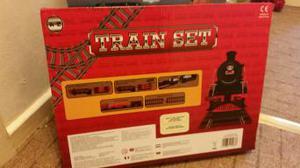 Kids Toy Train Set NEW