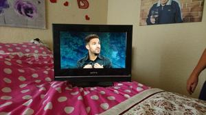 21 inch television for sale practically brand new only a week old