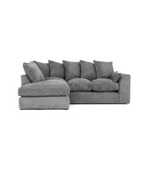 Corner Sofa Tidafors Ikea Grey Fabric In Posot Class