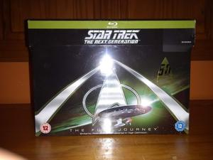 Star Trek: The Next Generation - The Full Journey (Blu-ray Box Set) - Sealed!