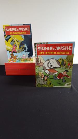 Suske en Wiske - 308 t/me druk - Softcover -