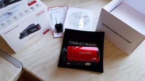 Toshiba Camileo X400 HD Camcorder