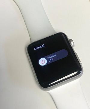 Apple watch series 2 42mm apple warranty like new