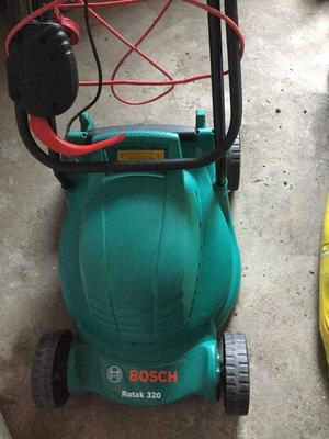 Bosch Royal 320 electric lawnmower