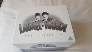 Laurel and Hardy The Collection. 21 Disc Box Set