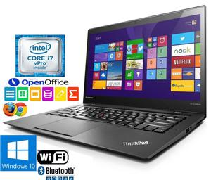 Lenovo X1 Carbon i7 V.PRO QUADCORE,2.1GH z 8GB RAM 256GB