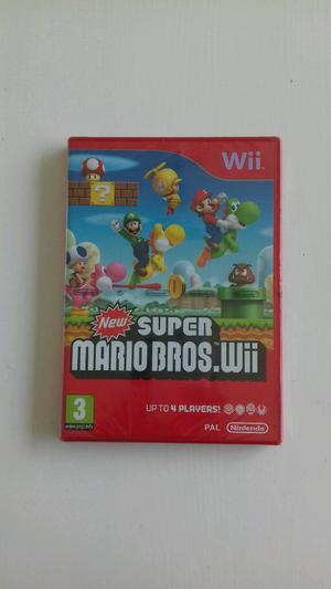 Nintendo wii super Mario bros game brand new & sealed