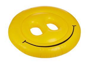 Swimline Smiley Face Pool Float