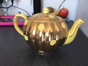 Vintage old tea pot