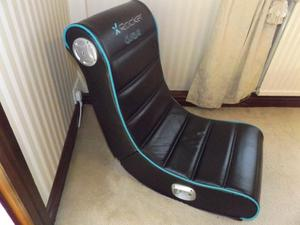 X-Rocker Curve - Gaming Chair - Xbox PS3 PS4 Switch PC