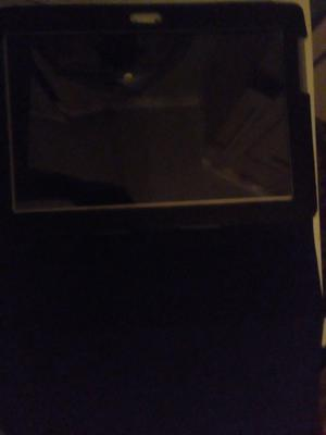 10.1 Samsung galaxy Tab 2 16gb immaculate condition in own leather case