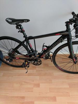 Boardman hybrid pro size small bike
